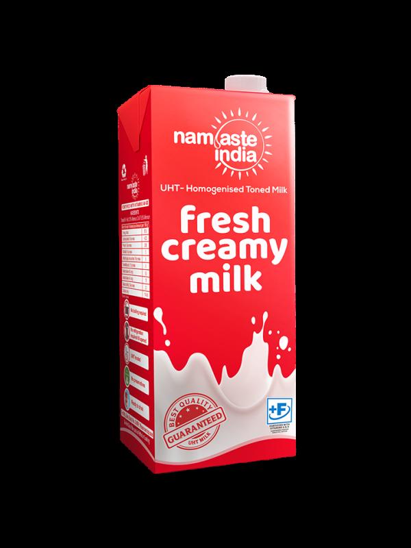 UHT- Homogenised Toned Milk