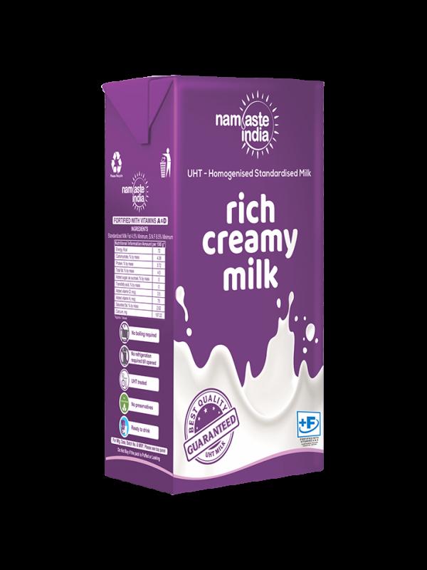 UHT- Homogenised Standardised Milk